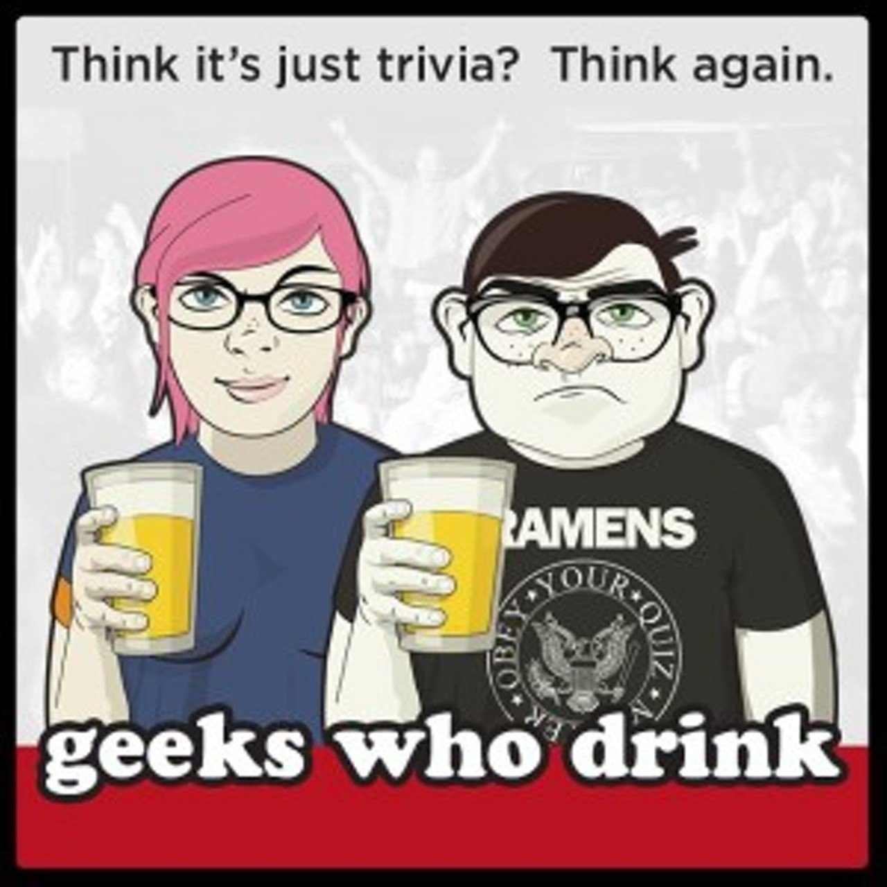 Calling All Geeks!