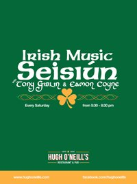 Irish Music Seisiun