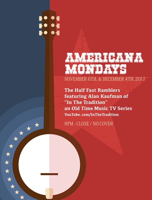 Americana Mondays